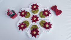 Çarkıfelek çiçeği lif modeli yapımı