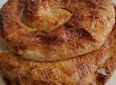 Saya Çöreği Tarifi