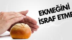 Ekmek İsrafını Önlemenin Yolları