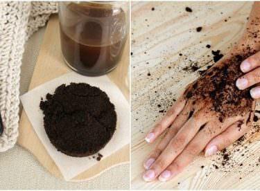 Kahve Telvesi Peeling Faydaları