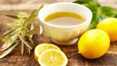 Zeytinyağı Limon Karışımının Faydaları