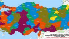 Türkiye il Nüfusu 2018