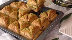 Kolay Baklava Tarifi – Milföy Hamurundan Baklava
