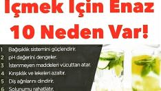 Suyu Limon İle İçmenin 10 Faydası