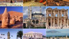 Türkiye'nin En Güzel Tarihi Yerleri
