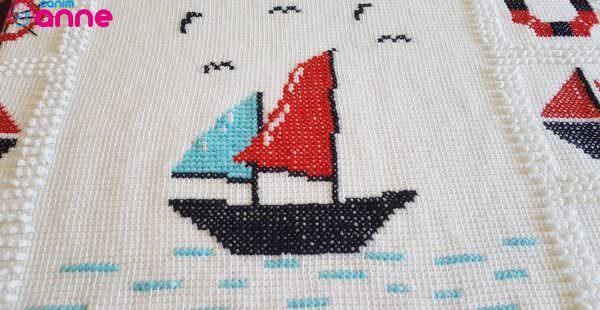 Denizci Battaniyesi Orta Kısım Yapımı
