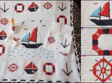 Denizci Battaniyesi Yapılışı