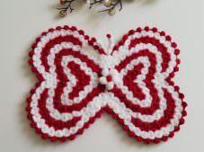 Kelebek kalbim lif modeli yapımı