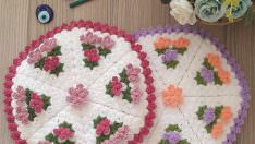 Çiçek Bahçesi Lif Modeli Yapımı