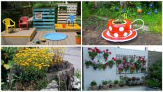 Hemen Yapmak İsteyeceğiniz Harika Bahçe Fikirleri