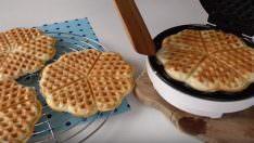 Pamuk Gibi Yumuşak Waffle Tarifi