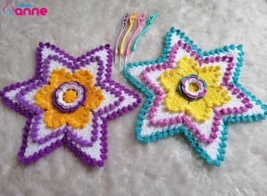 Üç katlı yıldız lif modeli yapımı