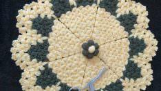 Gelin tacı lif modeli yapımı