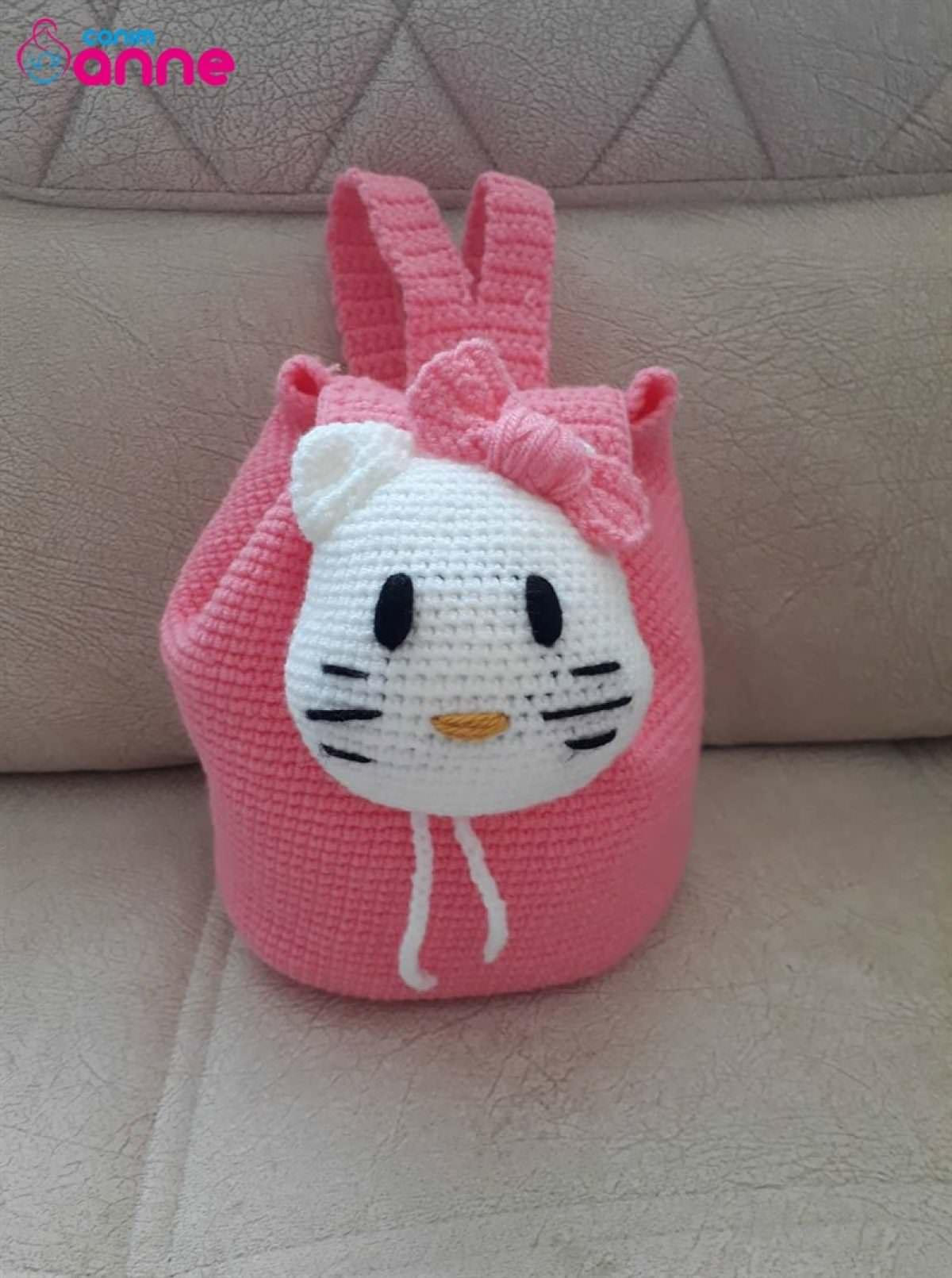 Amigurumi Hello Kitty Yapımı - Örgü Modelleri   1611x1200