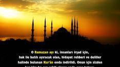 Ramazan Duaları – Anlamlı Ramazan Duaları Resimli
