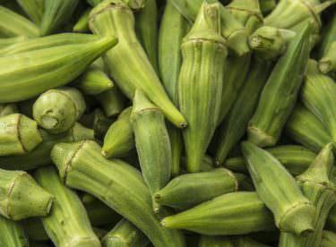 Bamya En Kolay Nasıl Soyulur? Bamya Nasıl Pişirilir?