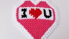 Aşkın kalbi lif modeli yapımı
