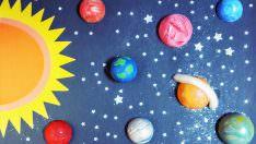 Güneş sistemindeki gezegenler modeli