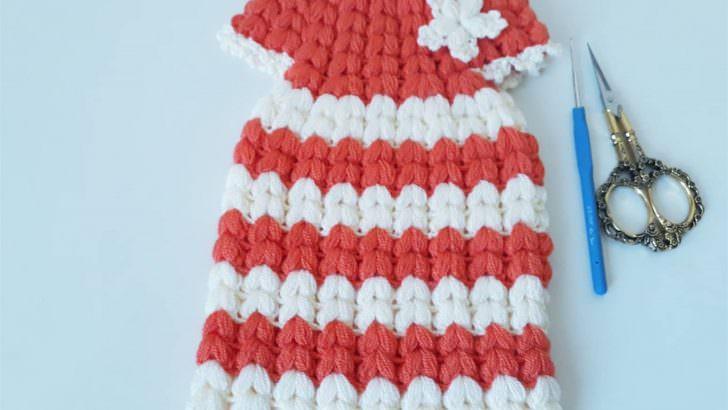 Kolay elbise lif modeli yapımı