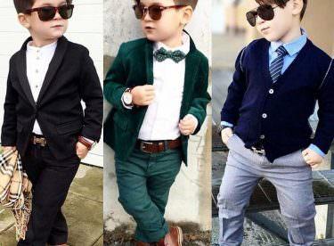 Çocuklar Düğünde Nasıl Giyinmeli?