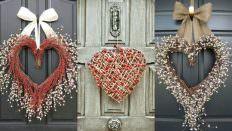 Keçe Kapı Süsü Modelleri – En Güzel Kapı Süsleri