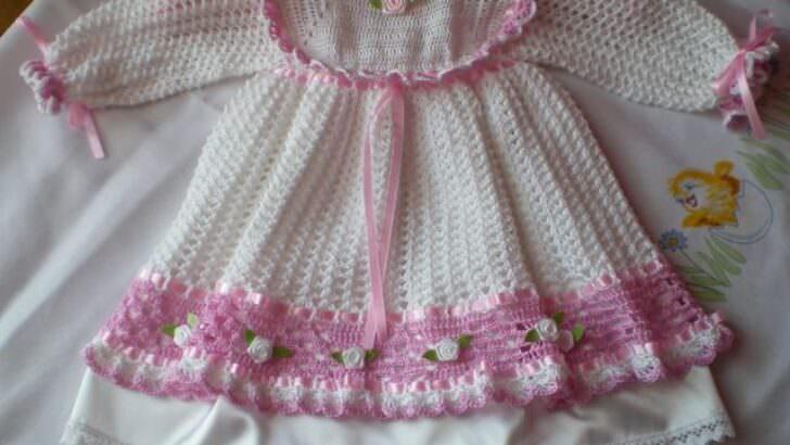 Simli ipten kızlara elbise yapımı