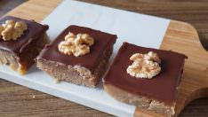 Çikolatalı Dilim Helva Tarifi