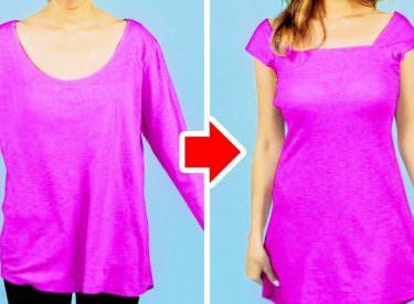 Kullanılmayan Giysileri Değerlendirme Fikirleri