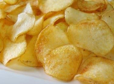 Evde Patates Cipsi Nasıl Yapılır?