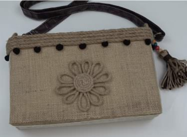 Süt Kutusundan Hasır Çanta Yapımı