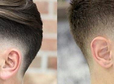 Erkek Saç Modelleri Kısa -2019 Kısa Erkek Saç Modelleri