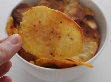 Evde Pringles Cipsi Tarifi