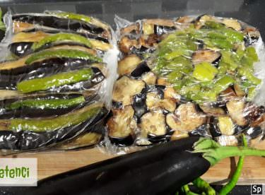 Kışlık Patlıcan Hazırlama