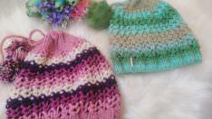 Ajurlu şapka modeli yapımı