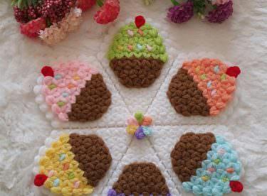 Farklı cupcake lif yapımı