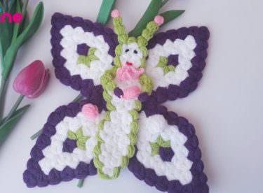 Koza kelebek lif modeli yapımı