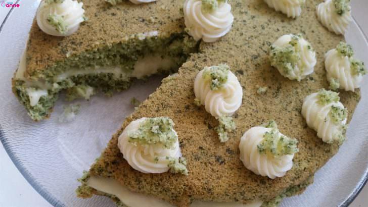 Pazılı kolay pasta tarifi