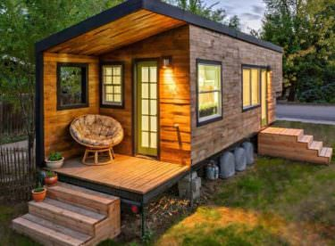 Tiny House – Küçük Ev Modelleri