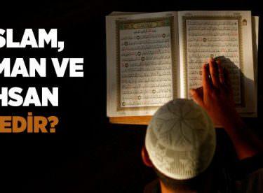 İslam ve ihsan