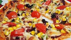 Harika Bir Hafta Son Menüsü! Lavaştan Pizza Yapımı Tarifi!