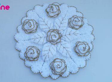 Lifzadem yuvarlak lif modeli yapımı