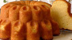 Portakallı Mucize Kek Tarifi