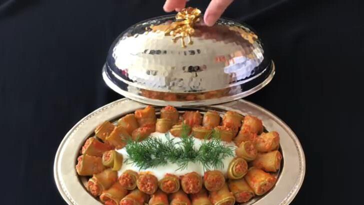 Nefis Kabak Sarma Tarifi – Değişik Yemek Tarifleri