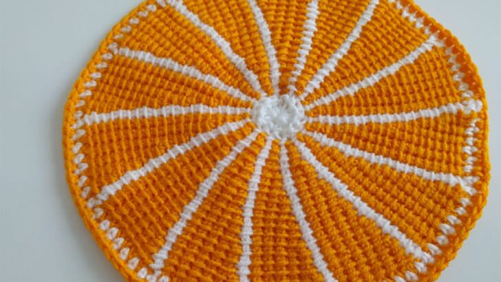 Portakal supla yapımı