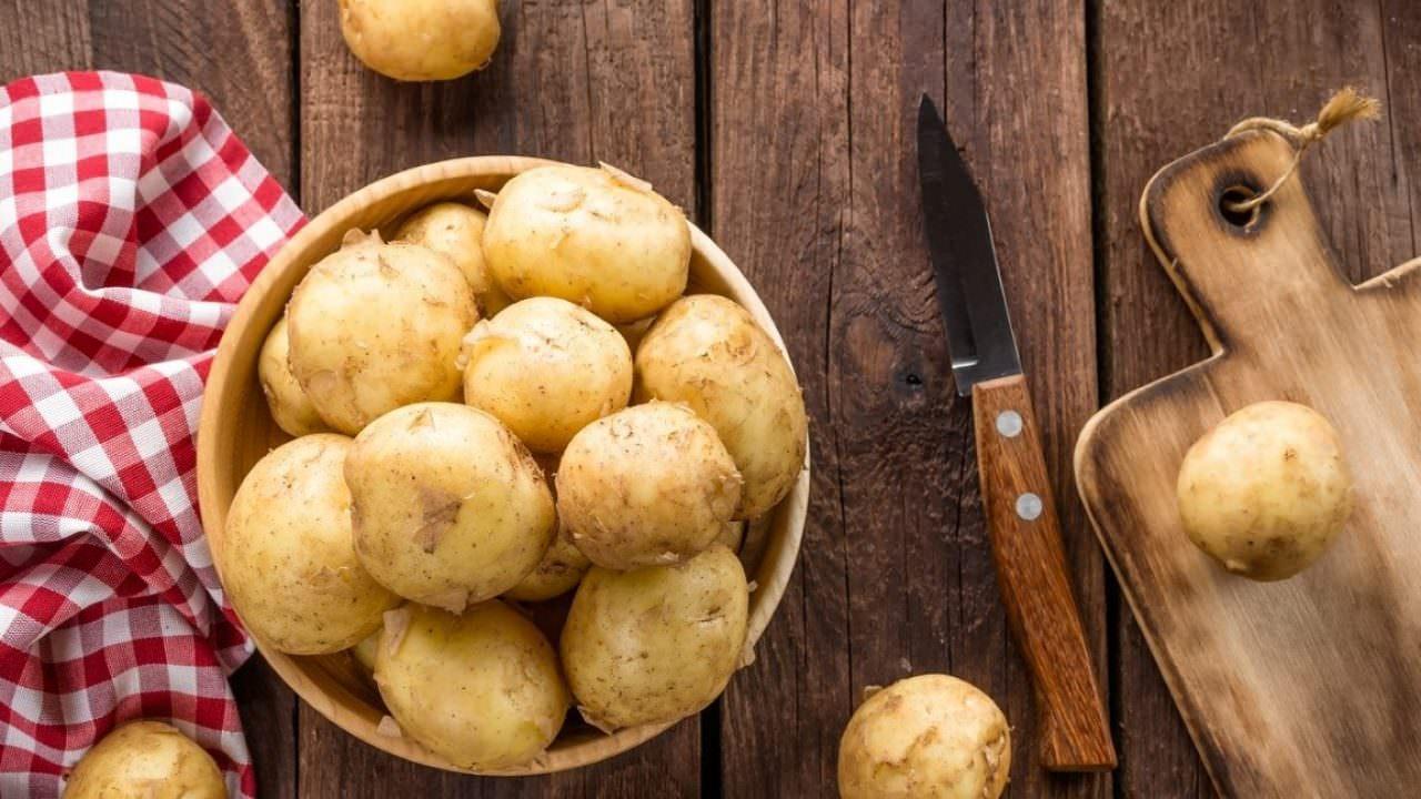 Patates Nasıl Haşlanır? Patates Haşlama Püf Noktaları
