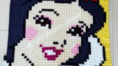 Piksel Battaniye Motifi Yapılışı Nasıl Olur?