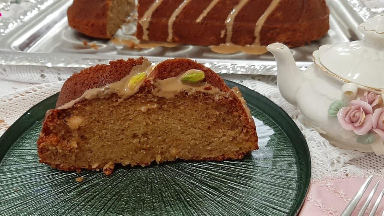 Cennet hurmalı kek tarifi