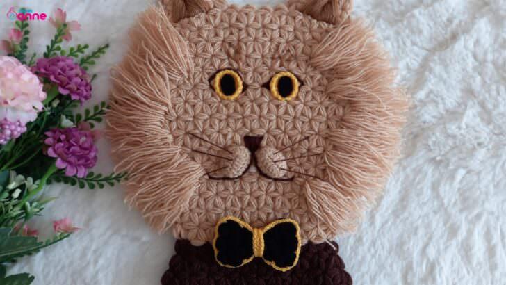 Sevimli kedi pati kese lif yapımı